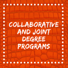collaborative and joint degree programs